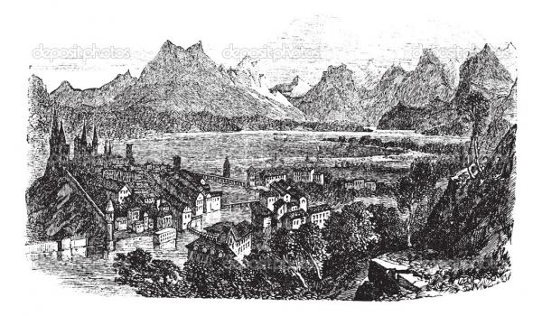 Швейцария. Кратко об истории страны.