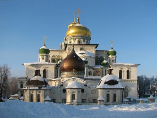 Ново-Иерусалимский Воскресенский монастырь. Novoierusalimsky monastery.