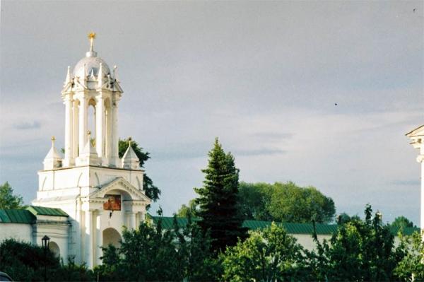 Ростовский Спасо-Яковлевский Димитриев монастырь