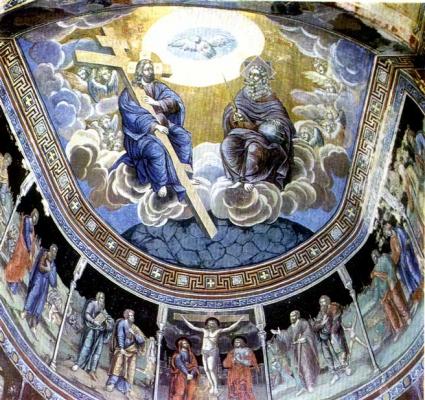 Тихвинский Успенский монастырь. Год спустя