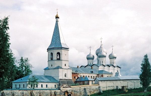 Валдайский Иверский монастырь.