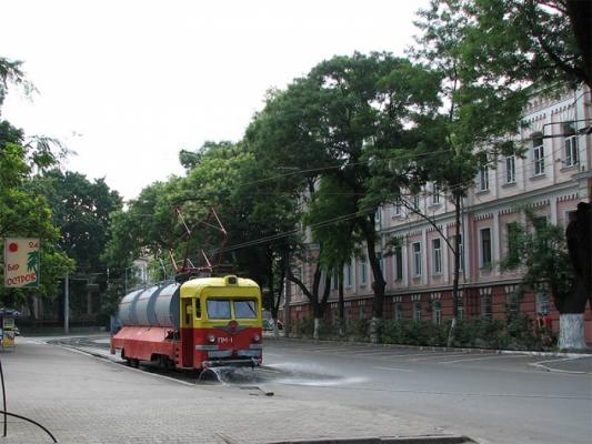 Разные лики Одессы. Прогулка по городу.