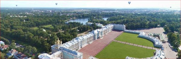 Парки города Пушкина :: Часть 2.