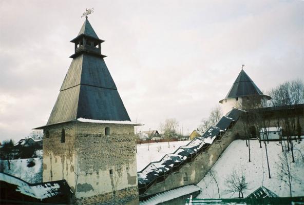 Псково-Печерский монастырь. Продолжение.