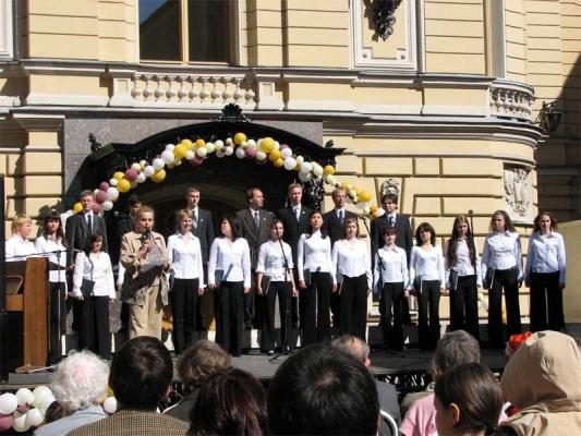 Концерт в Дворах Капеллы