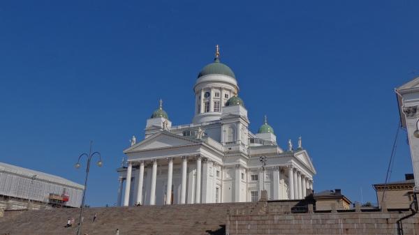 Хельсинки. Летняя прогулка по столице Финляндии.