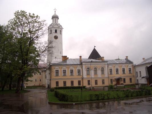 Достопримечательности Новгородской земли